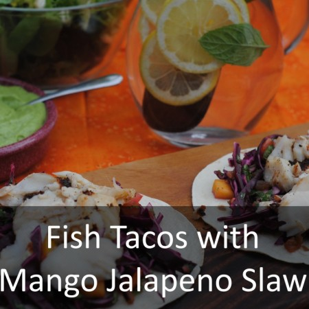 Fish Tacos Featured