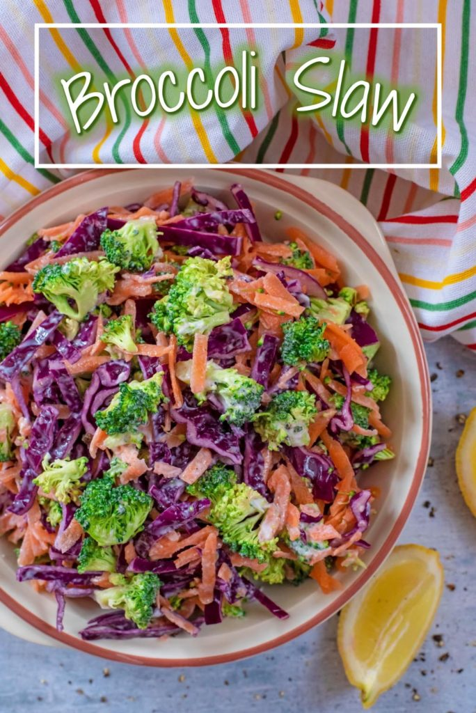 Broccoli Slaw title picture