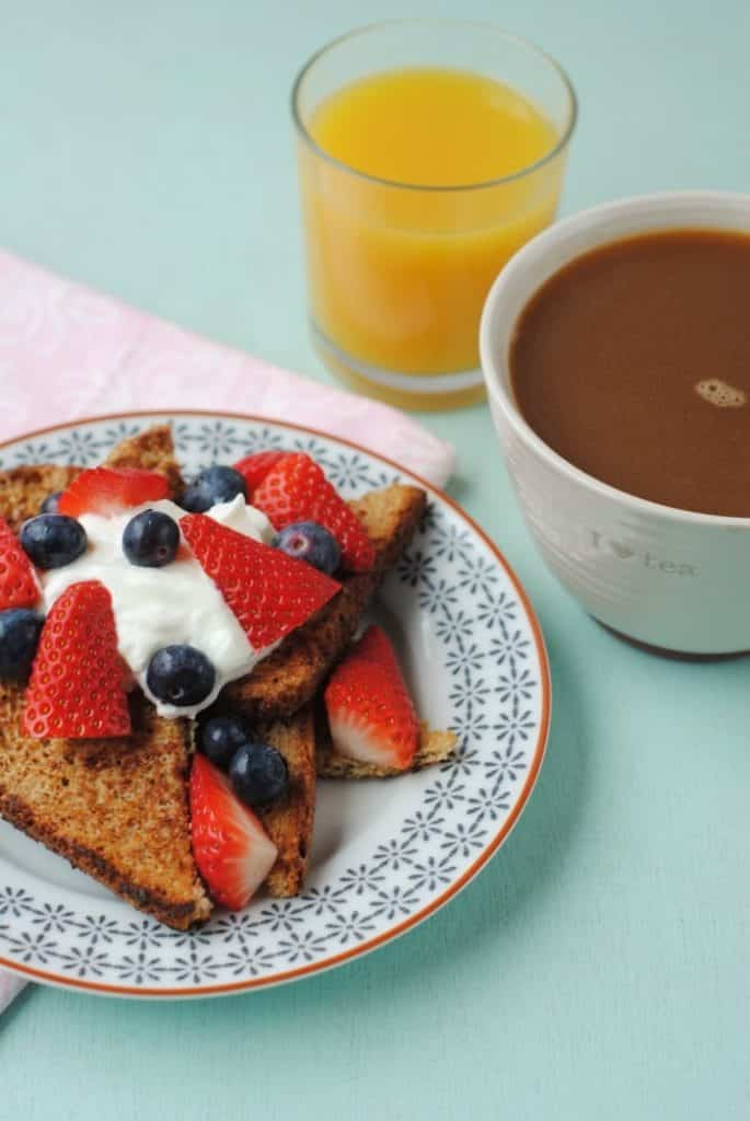 Healthy French Toast 1