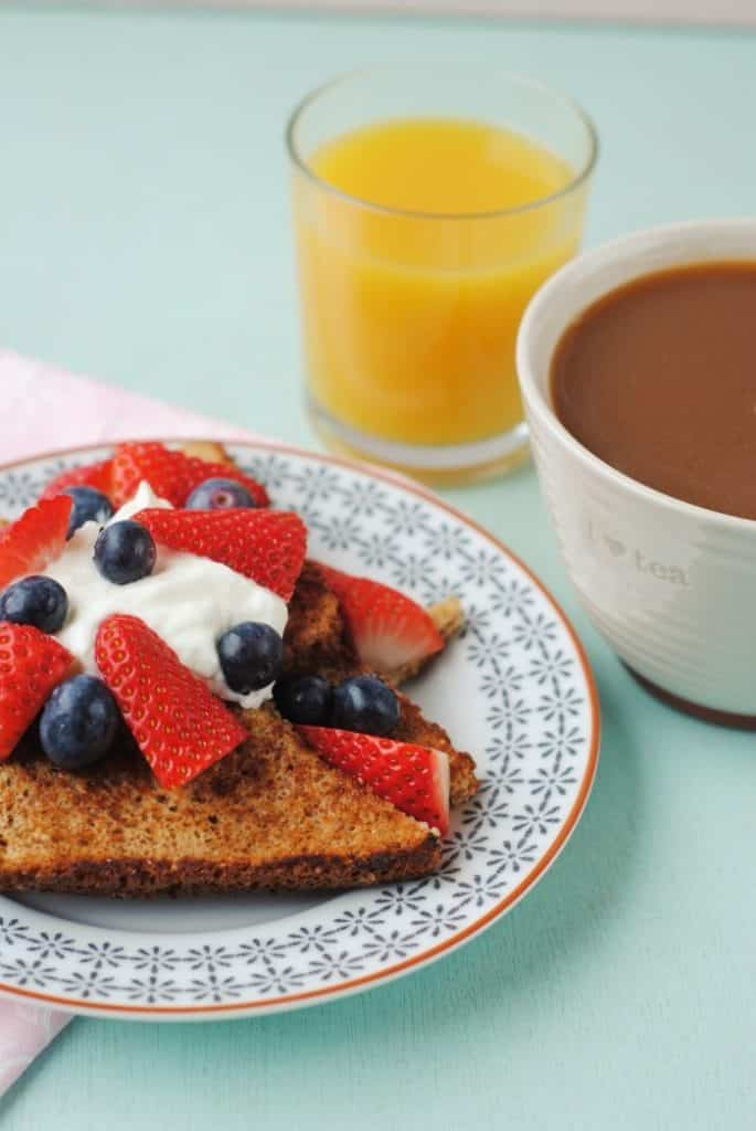 Healthy French Toast 3