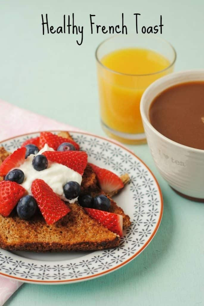 Healthy French Toast 4