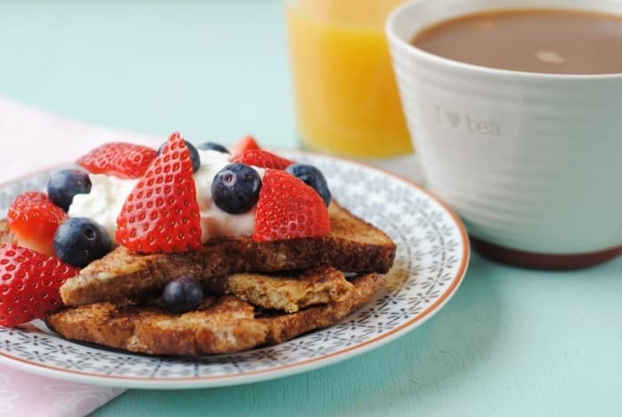 Healthy French Toast 5