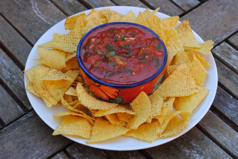how to make mexican restaurant style salsa