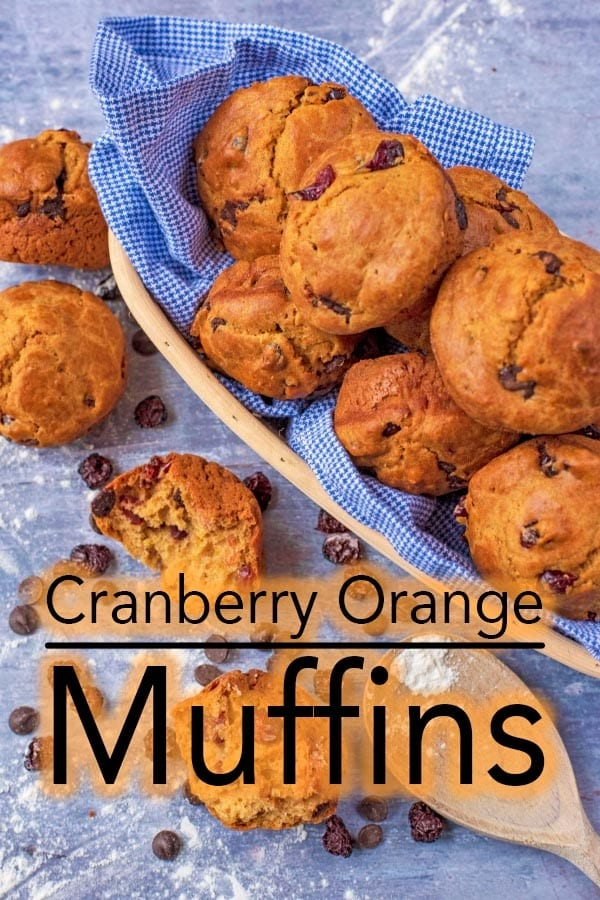 Cranberry and orange are a delicious autumn/winter flavour combination. Paired with warming spices like cinnamon and ginger, these Cranberry Orange Muffins are a tasty afternoon treat for this cold season and we have made ours lighter and lower in calories by using Hermesetas Granulated Sweetener in them. #muffin #cake #cranberry #healthymuffin #easymuffin