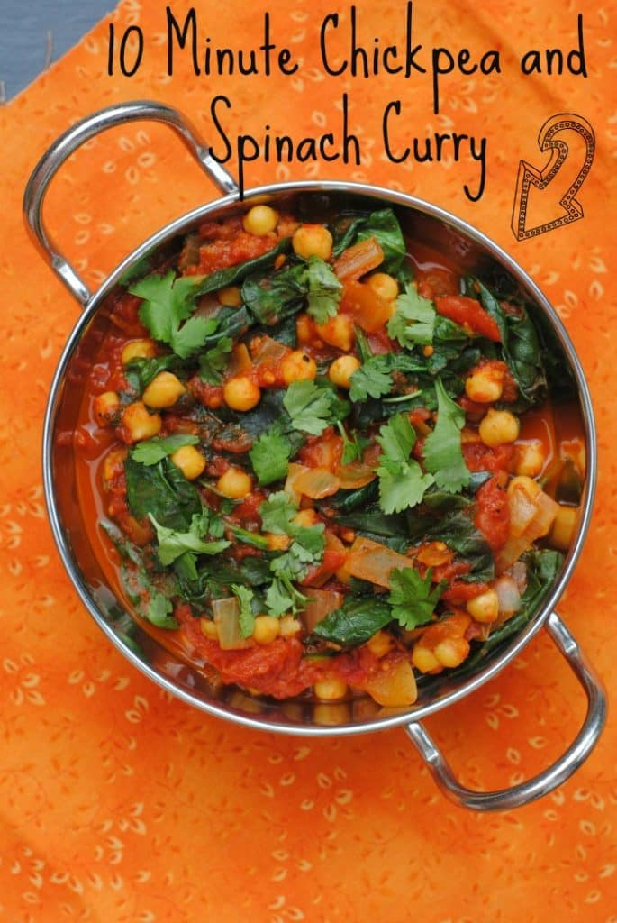 Chickpea Curry 6