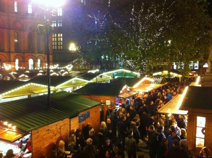 Manchester Christmas 6