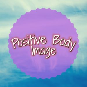 Positive body image title picture