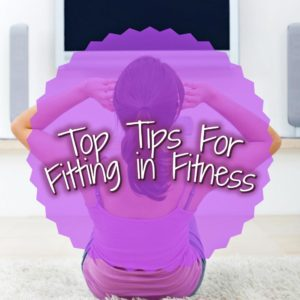Fitting In Fitness title picture