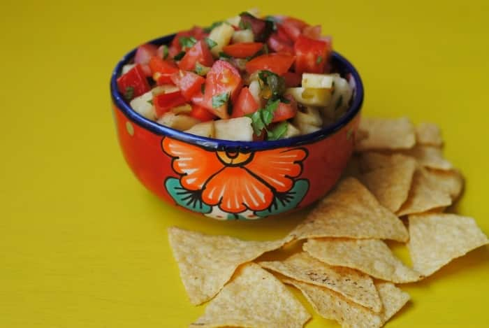 Grilled Pineapple Salsa 2