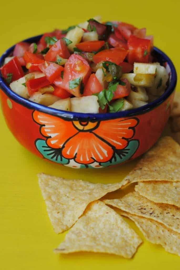 Grilled Pineapple Salsa 3