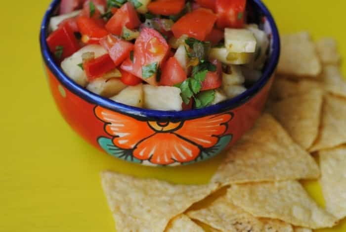 Grilled Pineapple Salsa 6