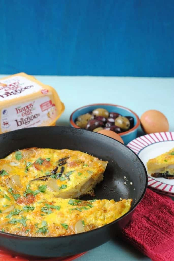Tortilla (Spanish Omelette) 4