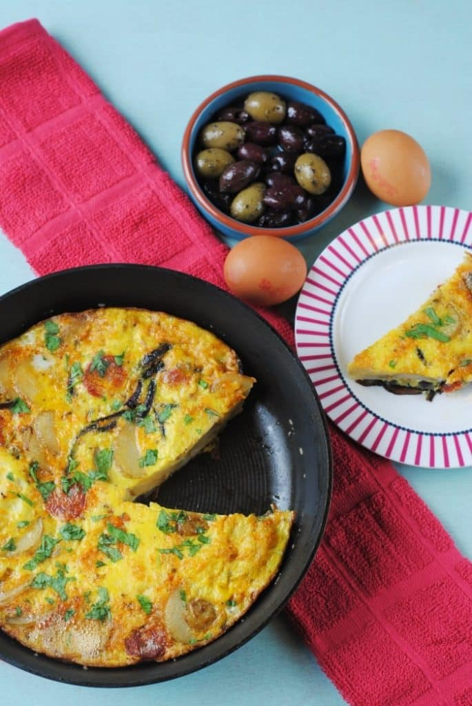 Tortilla (Spanish Omelette) 5