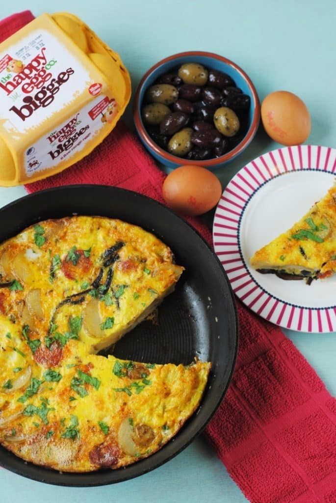Tortilla (Spanish Omelette) 6