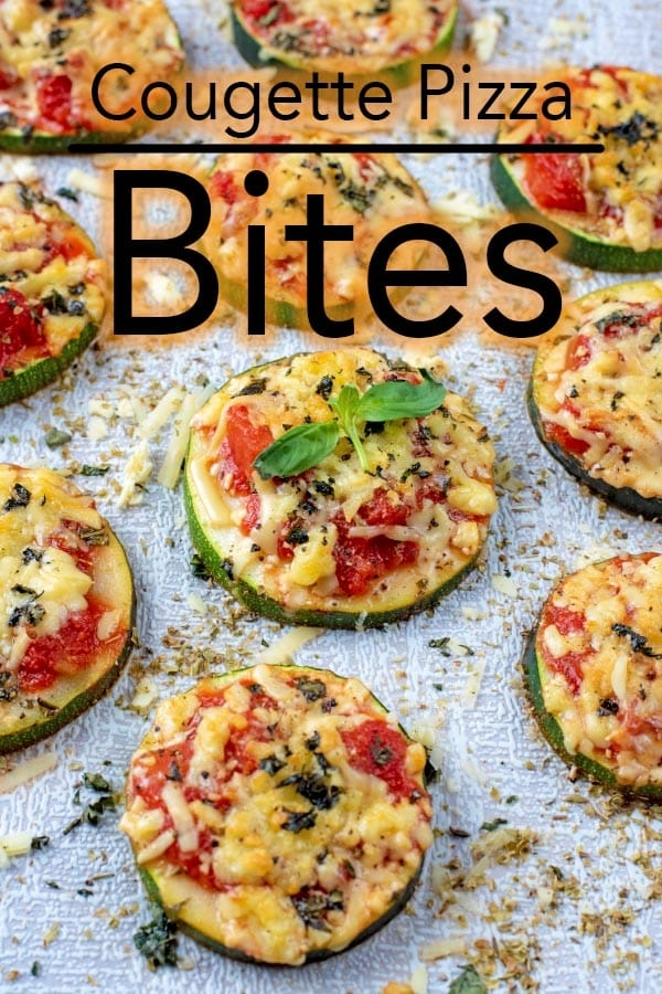 For those days when you want something lower in carbs, but you still have those pizza cravings - I give you these Courgette(Zucchini) Pizza Bites. They have all the delicious cheesyand tomatoey toppings of a pizza, but sat on top of little discs of courgette (zucchini), rather than dough. #courgettepizza #pizza #zucchnipizza #pizzabite #vegetarian #pizzaalternative