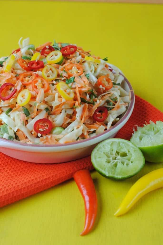 Mexican Coleslaw 3