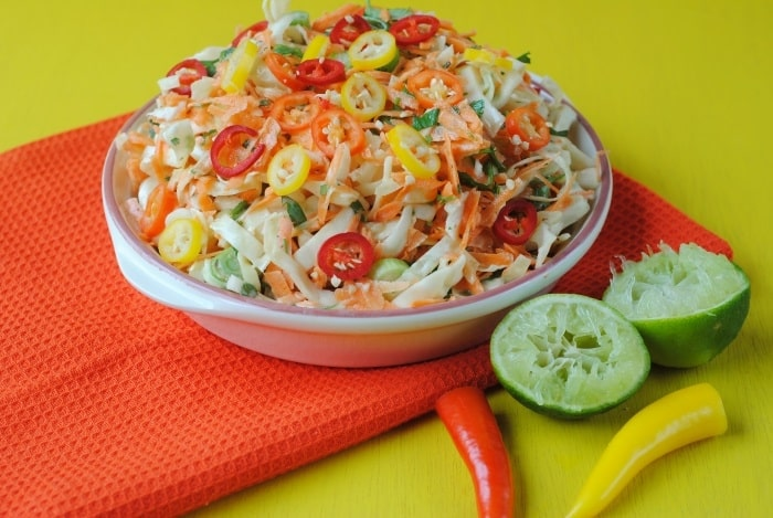 Mexican Coleslaw 4