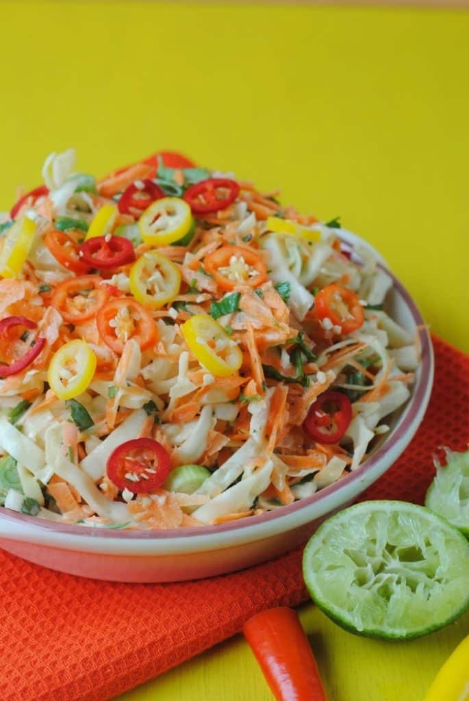Mexican Coleslaw 6