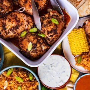 Peri Peri Chicken (Homemade Nando's Recipe)