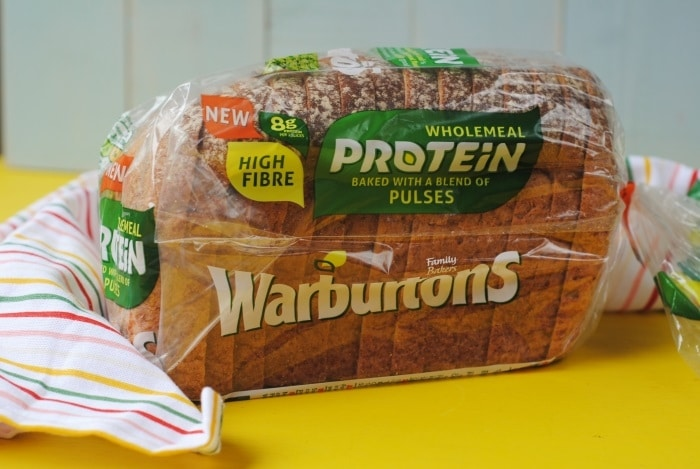 warburtons protein loaf