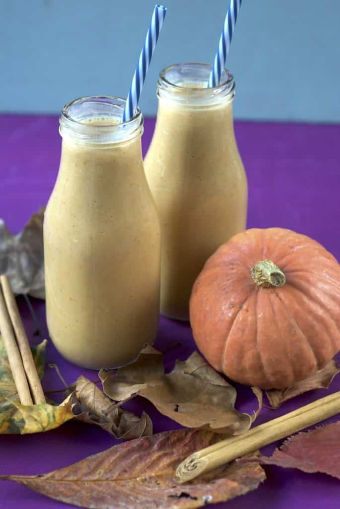 Pumpkin Pie Smoothie