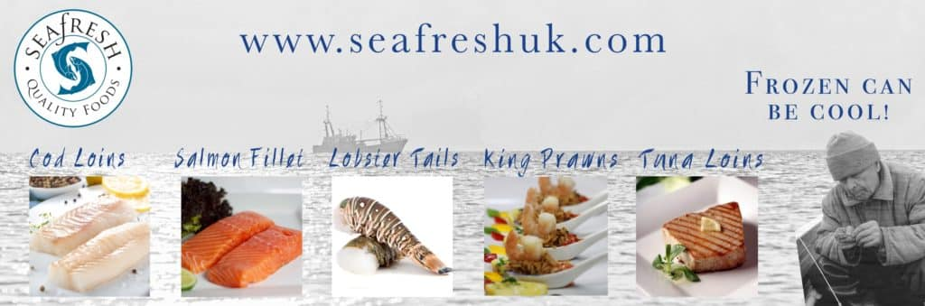 Seafresh Banner