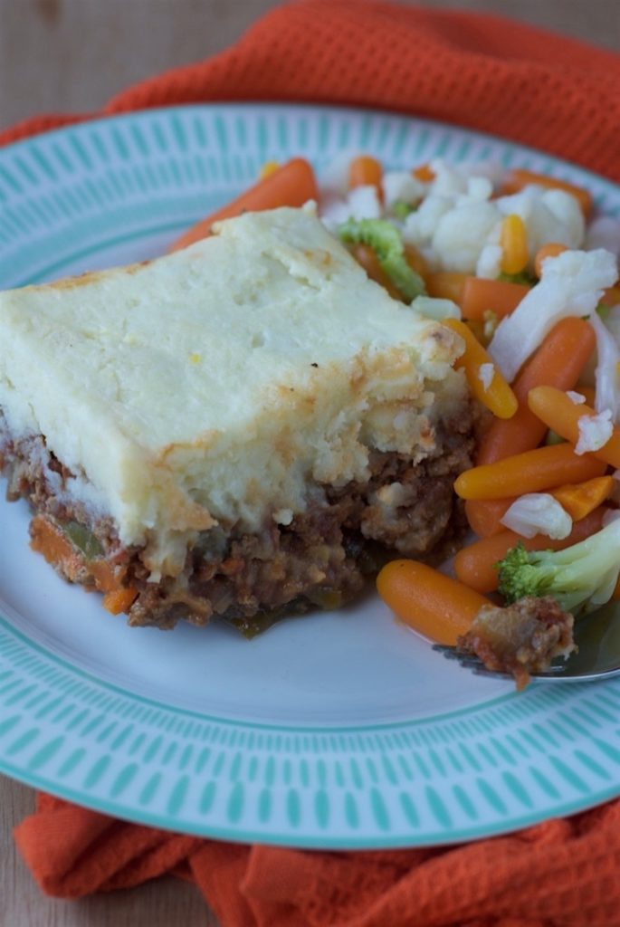 Slow Cooker Shepherd's Pie