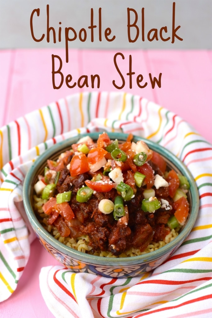 Chipotle Black Bean Stew Hungry Healthy Happy