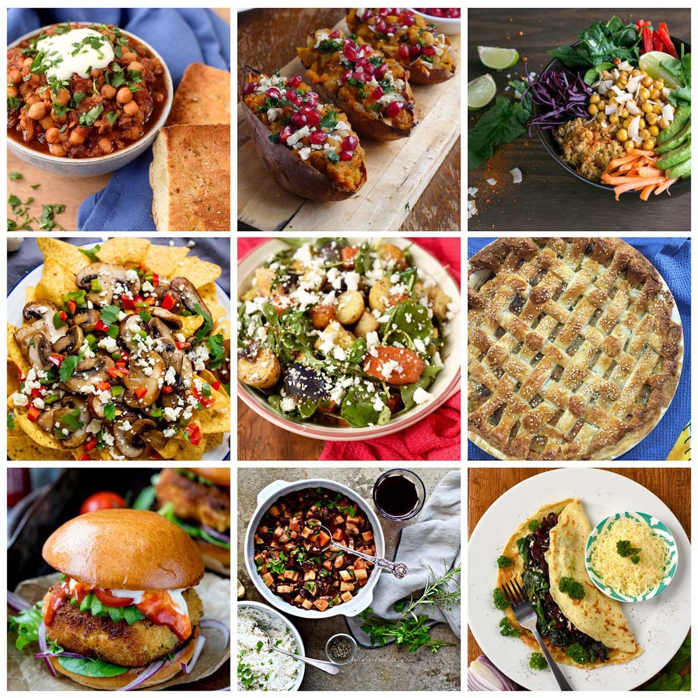 40 Recipes To Try During National Vegetarian Week Hungry Healthy Happy