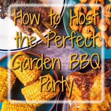 Perfect Garden BBQ Party title
