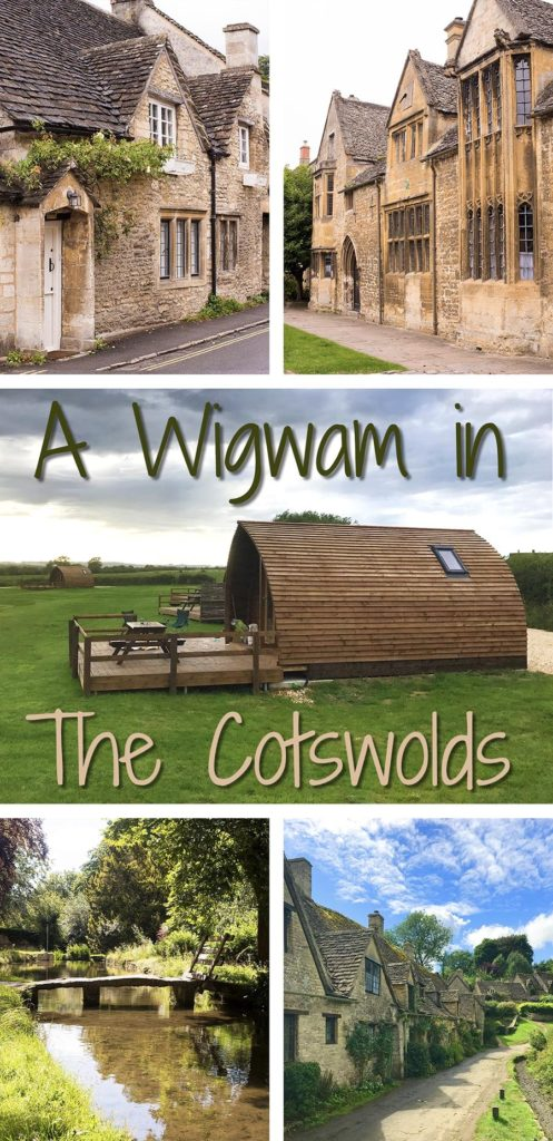 A Wigwam in the Cotswolds