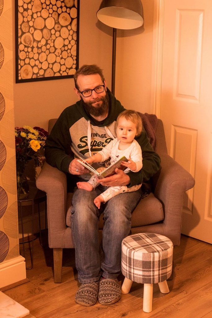 Cosy Reading Nook with Dave and Avery 2