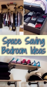 Space Saving Bedroom Ideas title picture