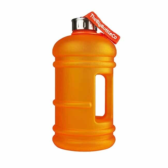 Orange Big Bottle