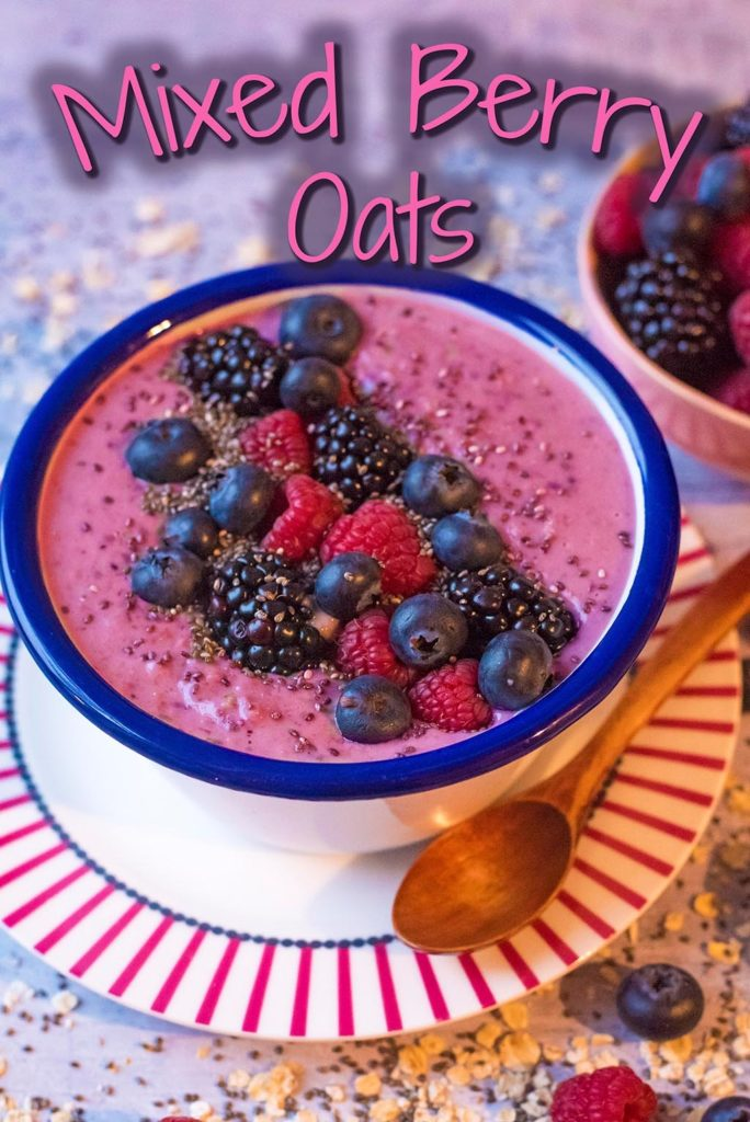 Mixed Berry Oats title picture