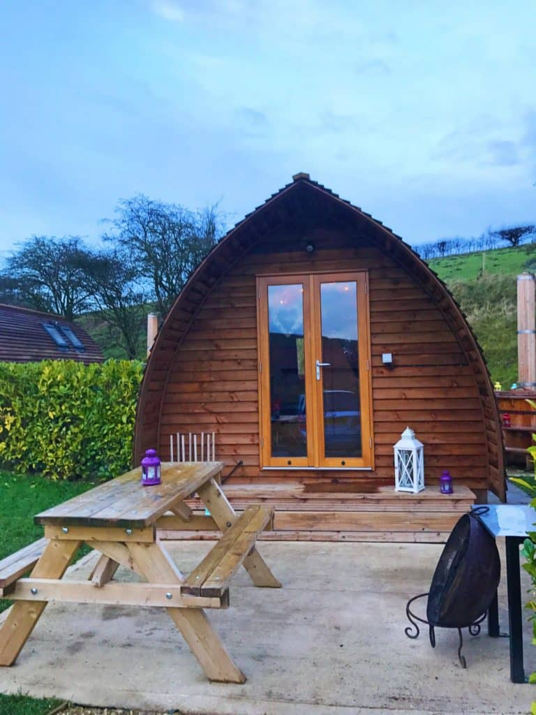 Wigwam in Scarborough