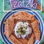 How to make Tzatziki title picture