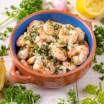 Lemon, Garlic and Herb Prawns (Shrimp)