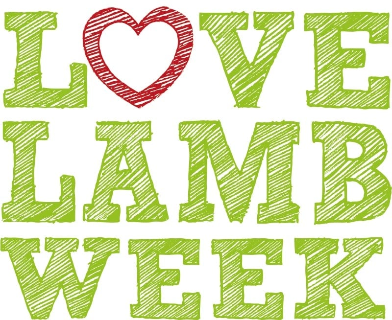 Love Lamb Week logo