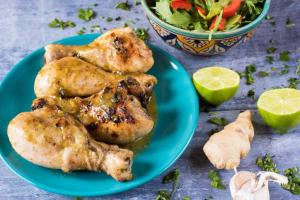 Honey and Lime Chicken