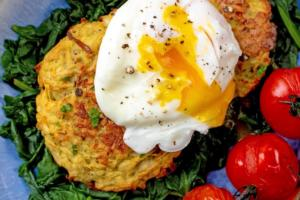 Oven Baked Hash Browns